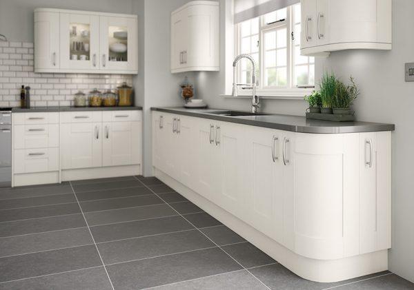 curved kitchen door replacements